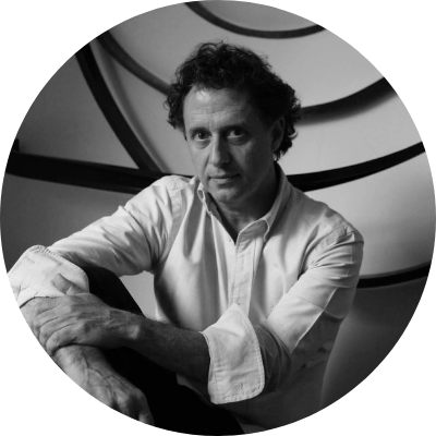Designer Pablo Reinoso