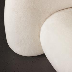moon sofa, designer Raphaël Navot, édition Domeau et Pérès