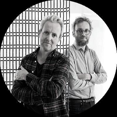 Designers Erwan et Ronan Bouroullec